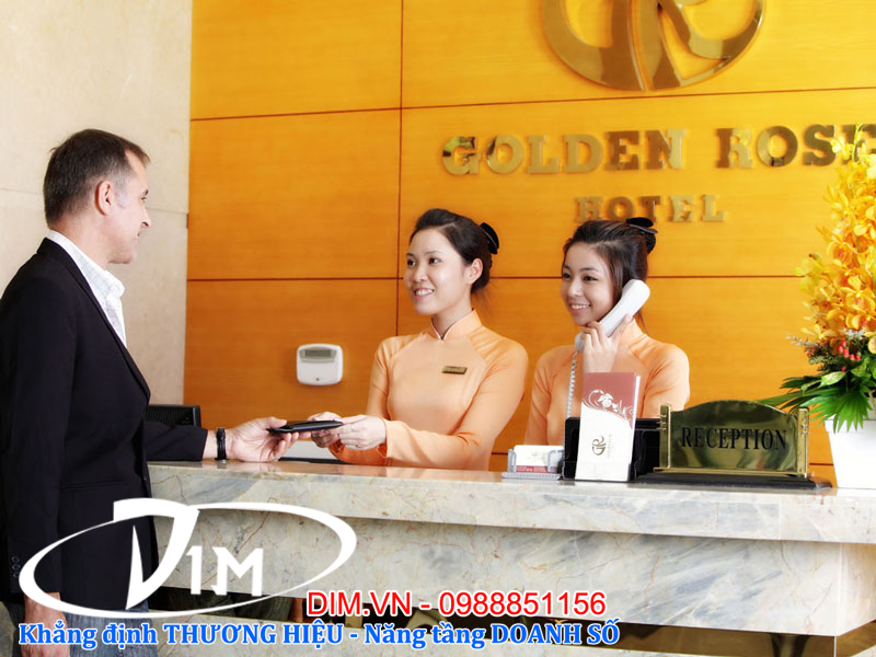 dịch vụ thiết kế website khách sạn giá rẻ