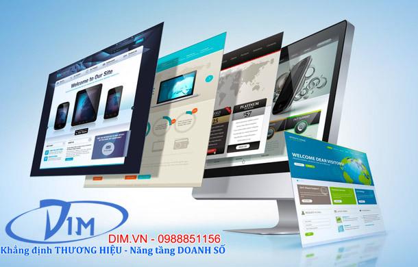 thiết kế web giá rẻ tại hoàng mai