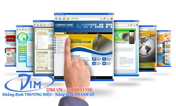 dịch vụ thiết kế web giá rẻ tại đống đa