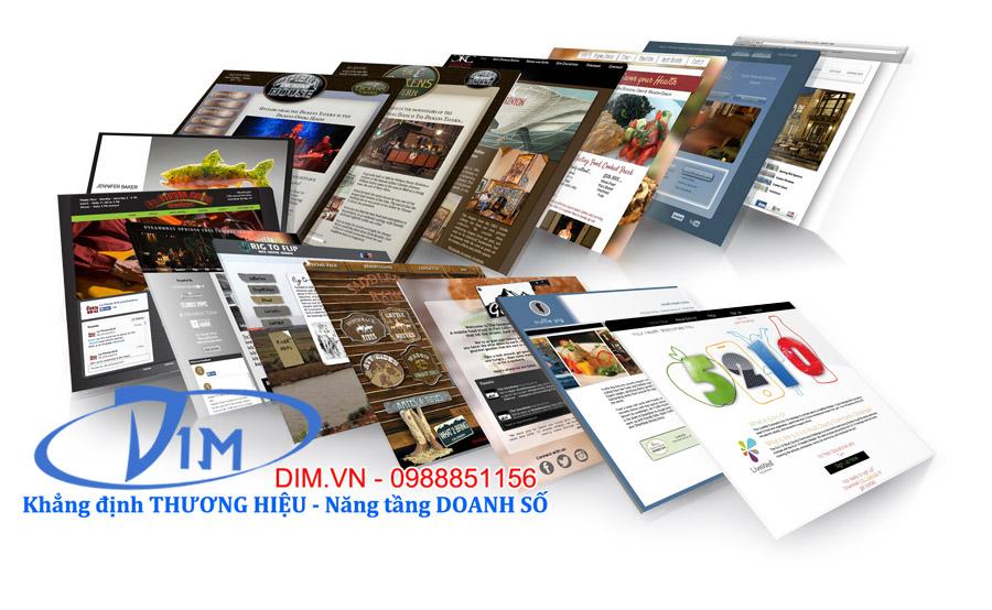 thiết kế website chuẩn seo tại mê linh
