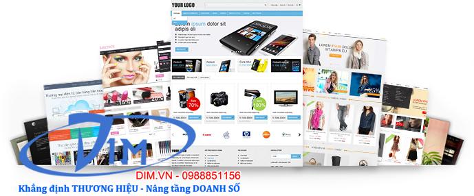 thiết kế web chuẩn seo giá rẻ tại lục ngạn