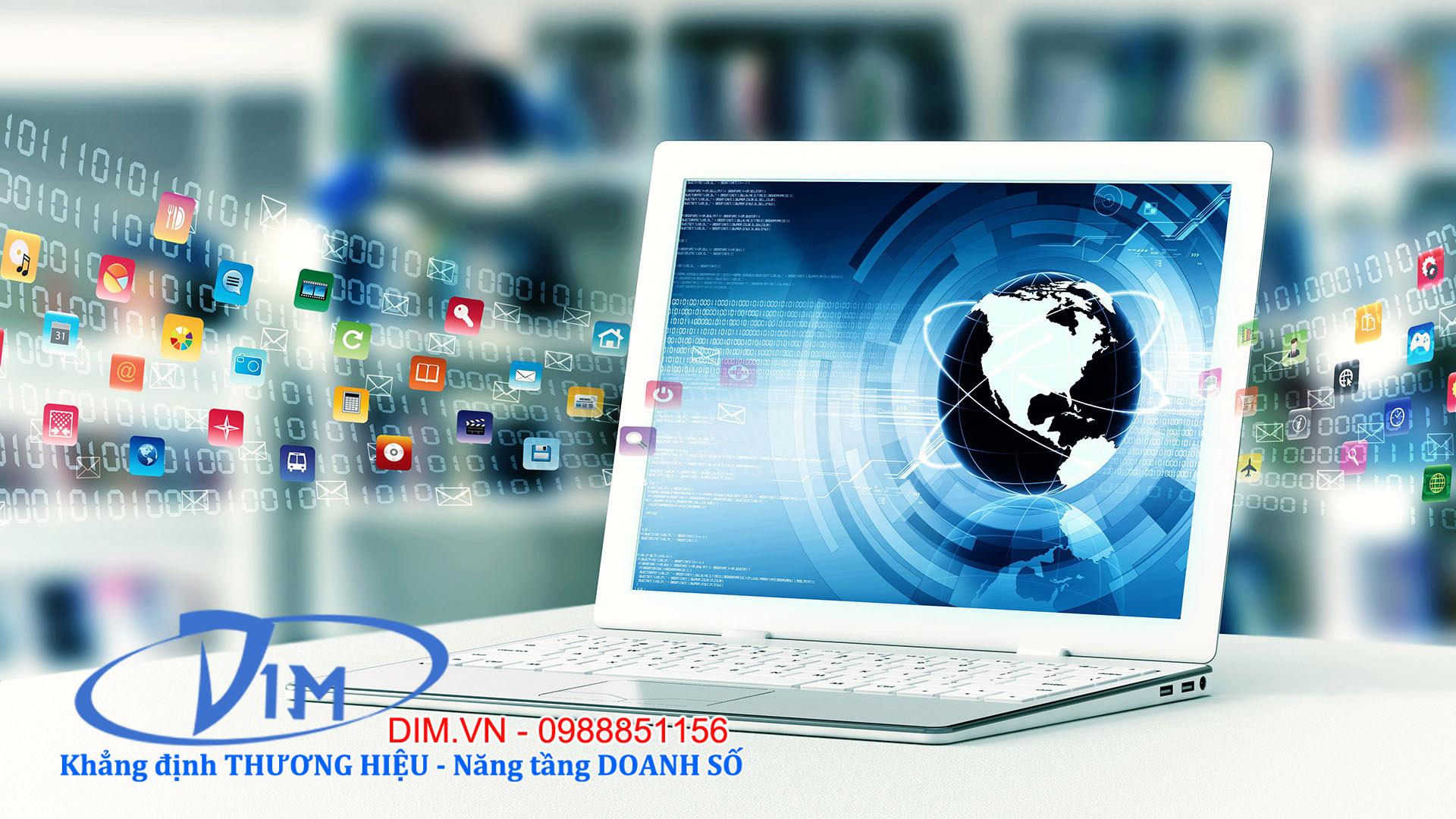 thiết kế website chuẩn seo tại bắc giang