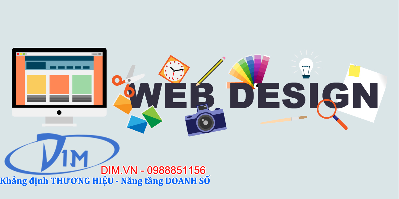 thiết kế webstie công ty
