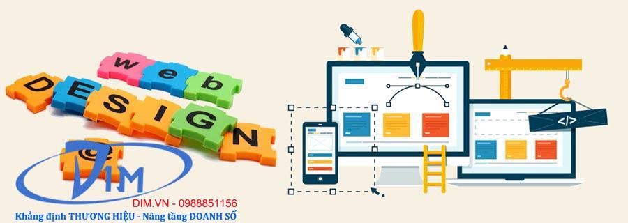 thiết kế webstie thương mại