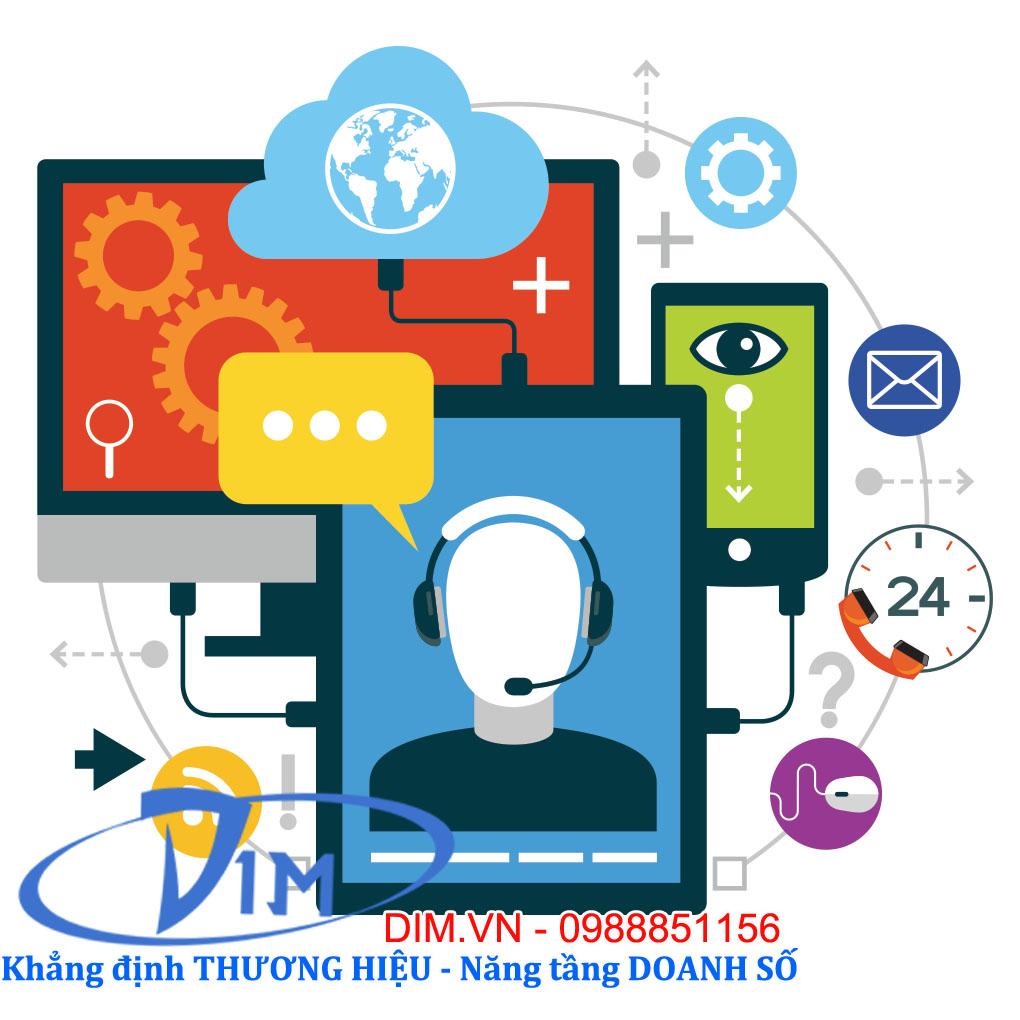dịch vụ website cho doanh nghiệp