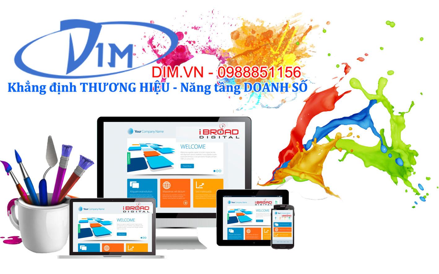 thiết kế website thương mại tại hải phòng