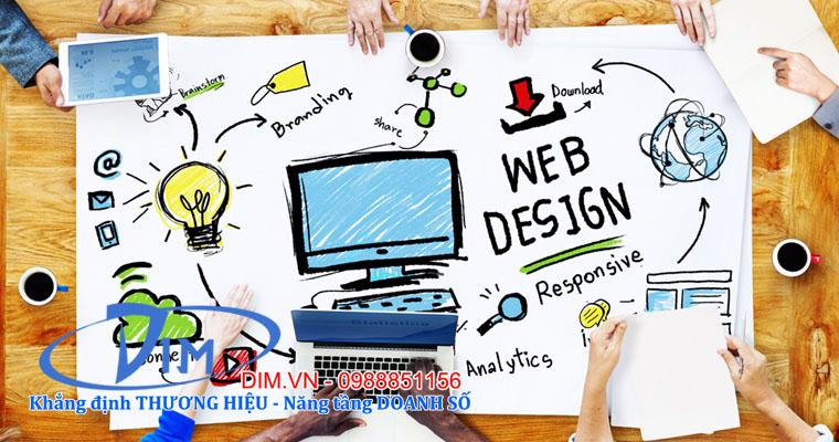 dịch vụ thiết kế website giá rẻ tại thủy nguyên