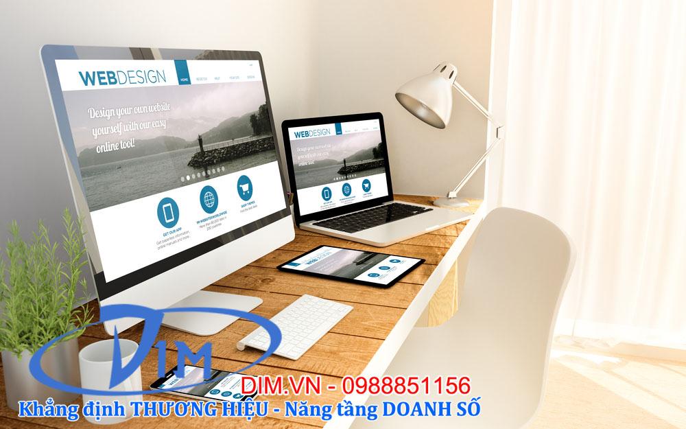 thiết kế website giá rẻ cho doanh nghiệp