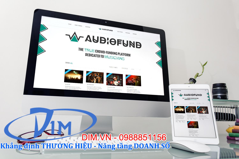 dịch vụ thiết kế website tại phú thọ