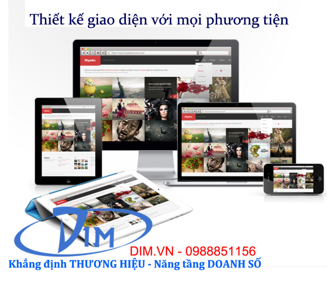 xây dựng website cho doanh nghiệp