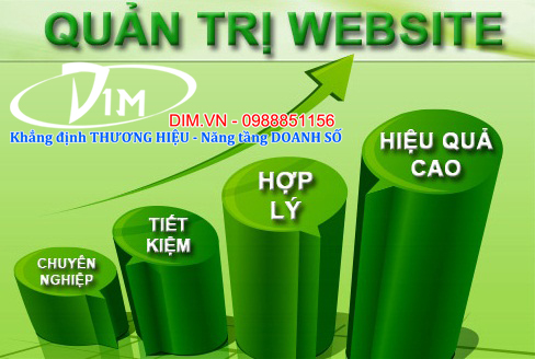 quan tri website