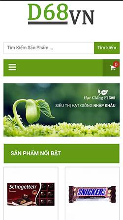 Vườn Rau Xanh mobile