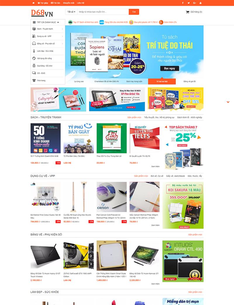 Thư viện sách desktop