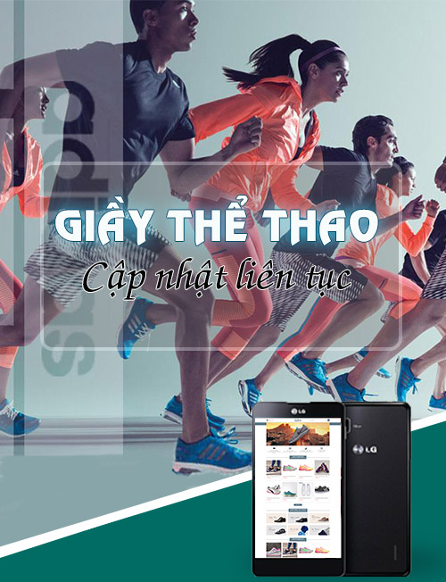 Shop giầy thể thao