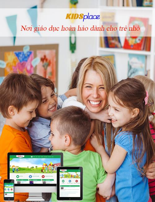 Website Trường Mầm Non D68.VN